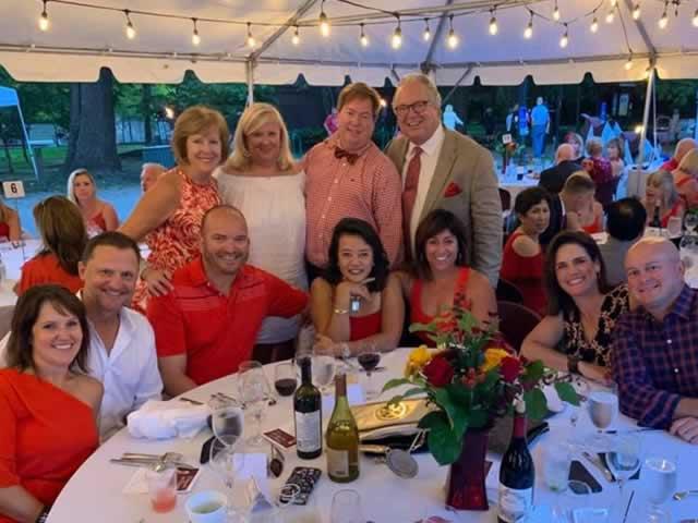Dinner en Rouge 2019